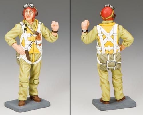 USN015 - Lieutnant D.C. Freeman