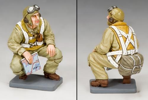USN016 - Lieutnant Jg. John Gilder