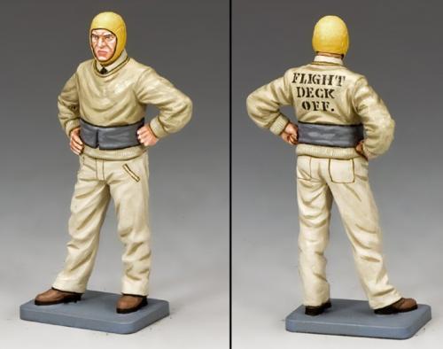 USN017 - US Navy Flight Deck Officer