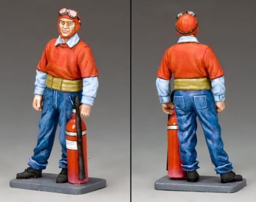USN019 - US Navy Fireman
