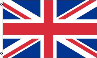 United Kingdom Flag - Le drapeau du Royaume-Uni, connu sous le nom d'Union Flag ou Union Jack, a été créé en 1603