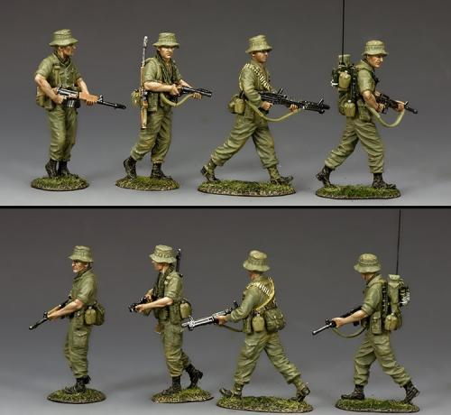VN030 - Australian Patrol Section