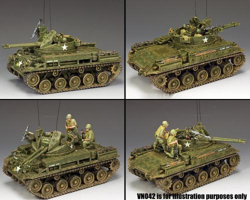 VN033 - The M42 DUSTER - disponible début mars