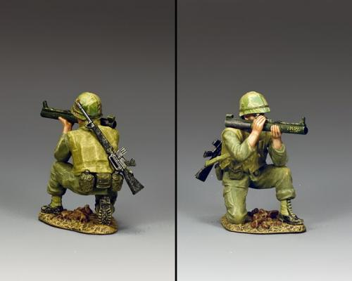 VN045 - Kneeling LAW Gunner - disponible début mai