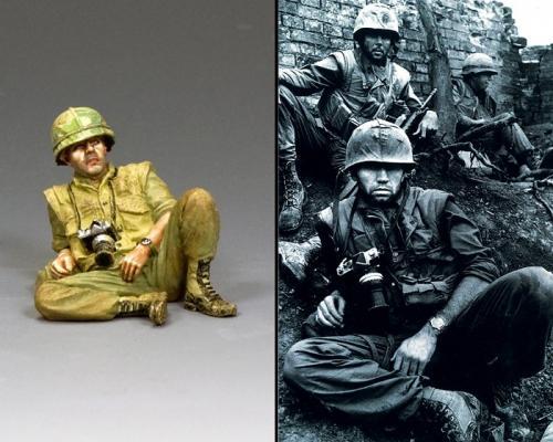VN048 - Don McCullin, Combat Photojournalist - disponible début mai