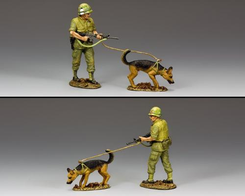 VN050 - Vietnam War Dog - disponible début mai