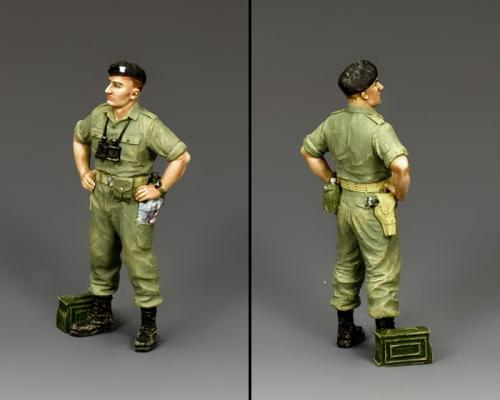 VN063 - Standing Armoured Corps Officer - disponible début juillet