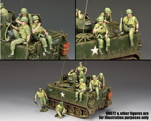 VN069 - The USMC Tank Riders Set - disponible début mars