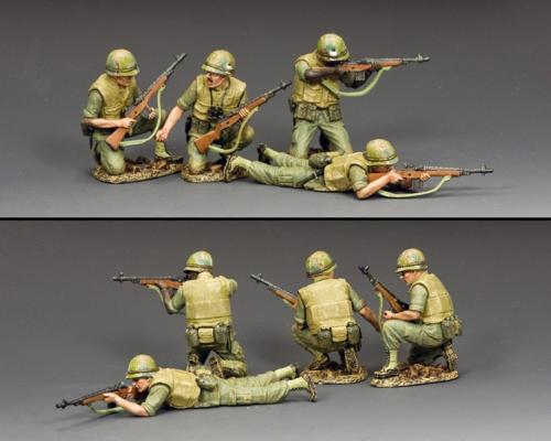 VN070 - The M14 Marines in Action Set