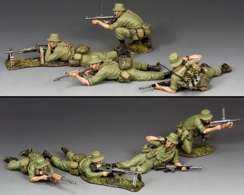 VN071 - The Battle of Long Tan Set N°1 - disponible 3ème semaine de novembre