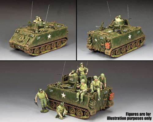 VN072 - The US Army M113 APC -  disponible début mars