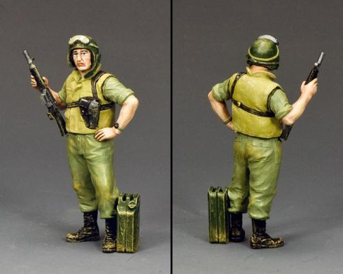 VN074 - Standing Armoured Crew NCO - disponible début mars