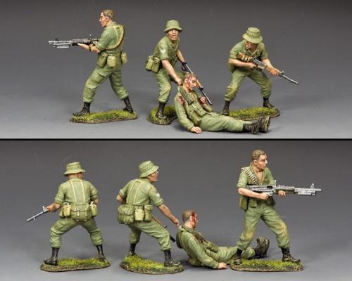 VN082 - The Battle of Long Tan Set N° 2 - disponible début septembre