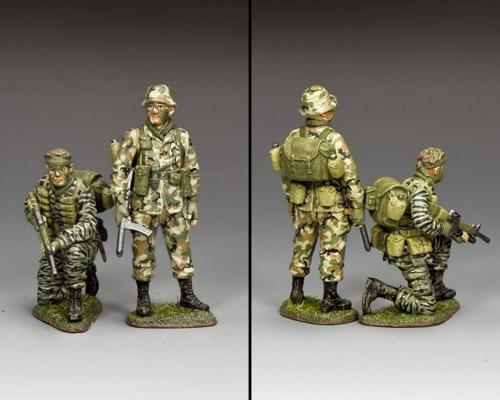 VN096 - ANZAC Special force Set N°2 - disponible fin août