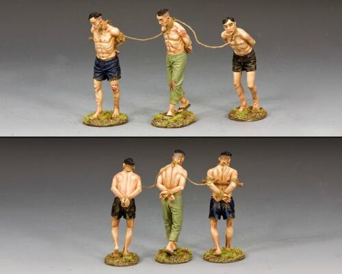 VN115 - Three Captured Viet Cong - disponible début juillet
