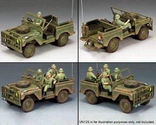VN118 - The Patrol - General Service Land Rover - disponible débbut juillet