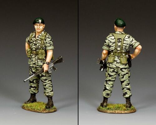 VN139 - Green Beret Colonel in Tiger-Stripes - disponible début novembre