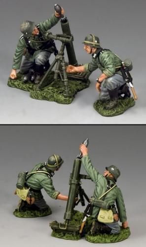 WH017 - Wehrmacht Mortar Team