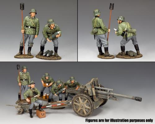 WH064 - Gun Crew N°1