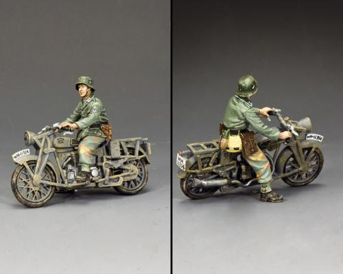 WH096 - The Normandy Dispatch Rider - disponible début mars