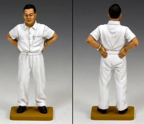 WL001 - Lee Kuan Yew (White Pants)