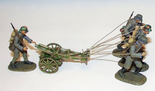 WMG.2 - 76 mm Trench Mortar, 4 crew towing