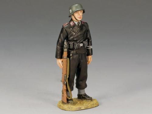 WS156 - Panzer Crewman on Parade