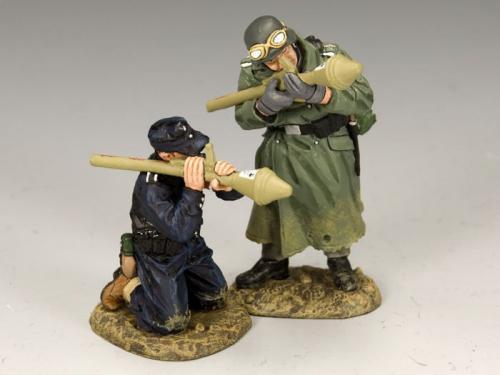 WS185 - Panzerfaust Warriors