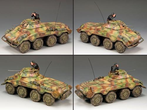 WS197 - Sd. Kfz. 234-1 Schwerer Panzerspahwagen
