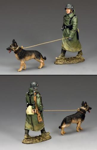 WS198 - Feld Gendarmerie Dog Handler