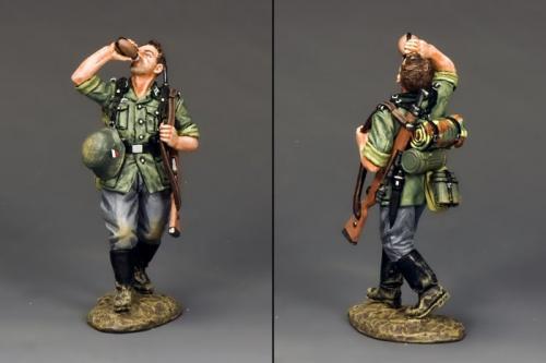 WS206 - Soldat Drinking