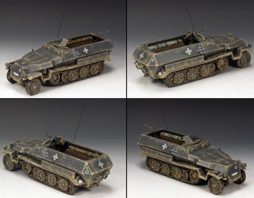 WS217 - Sd.Kfz.251 Half-Track