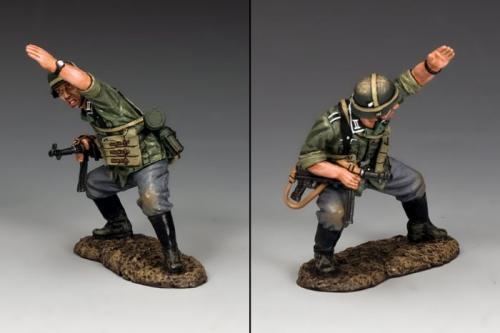 WS233 - Kneeling Sergeant
