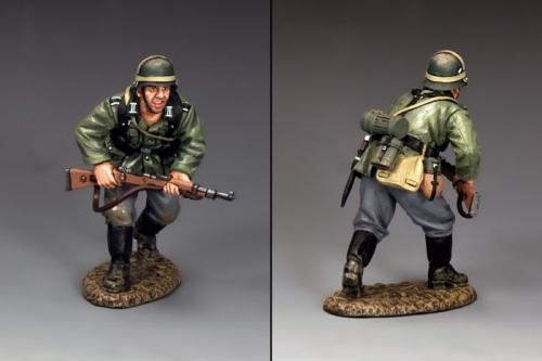 WS244 - Running Rifleman B