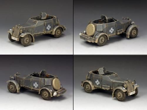 WS246 - Adler Kfz. 13 Armoured Car