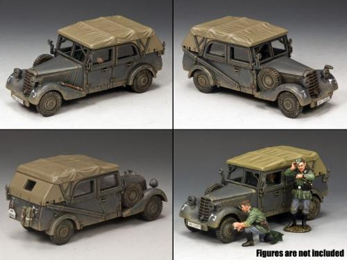 WS248 - Sd. Kfz.2 Military Car