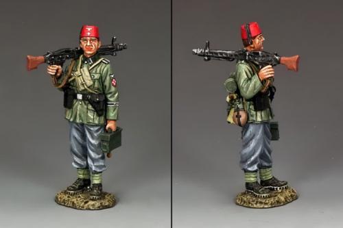 WS252 - Standing Machine Gunner