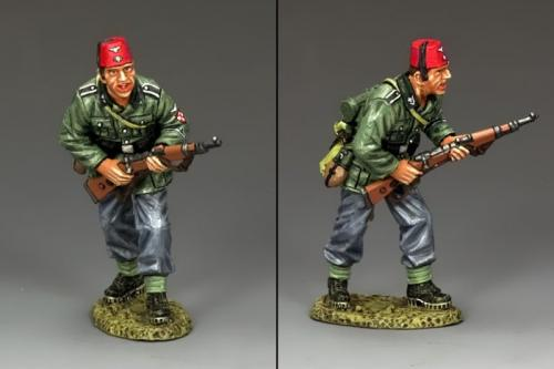 WS257 - Advancing Rifleman