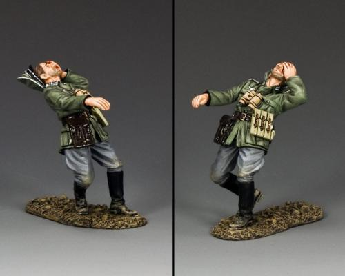 WS274 - German Officer being shot!