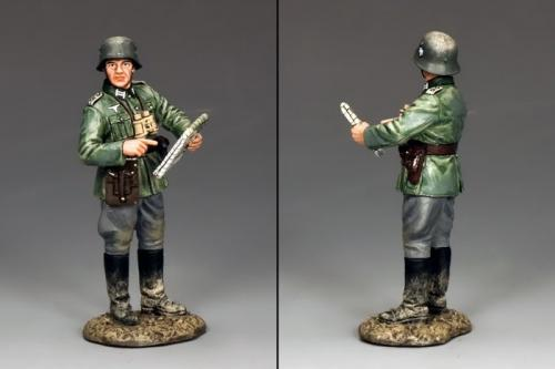 WS278 - Officer with map