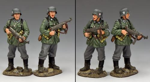 WS315 - SS Bunker Bodyguard