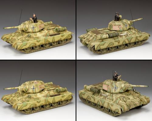 WS332 - Soviet Panzer