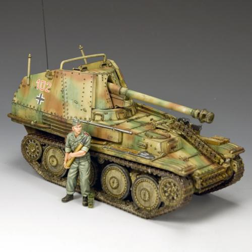 WS334 - Marder III Tank Destroyer