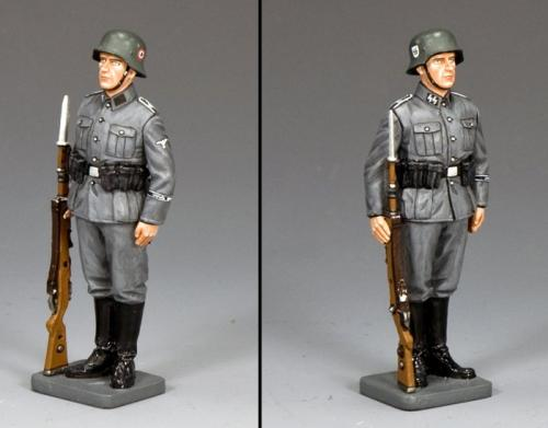 WS337 - Waffen SS Standing- to-Attention