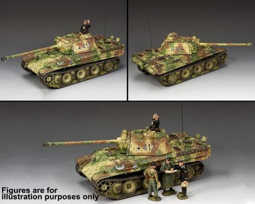 WS351 - Panzer Ausf. G. - disponible début août