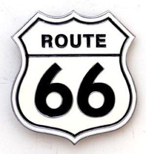 Boucle de ceinture - Belt Buckle G-4682 New Route 66