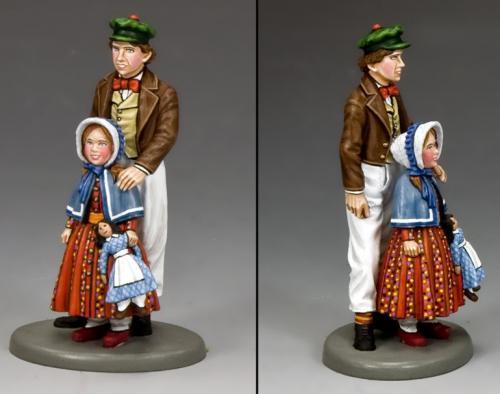 WoD011 - Jack and Sarah