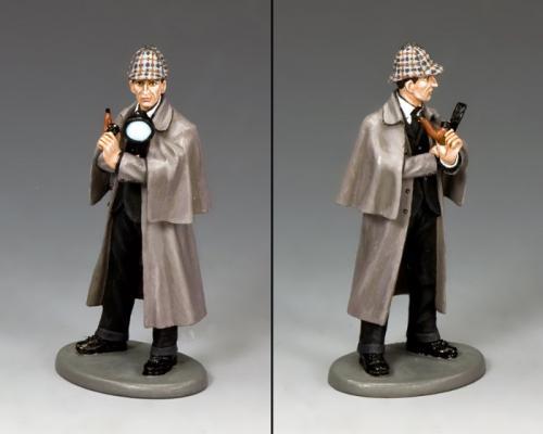 WoD030 - Mr Sherlock Holmes
