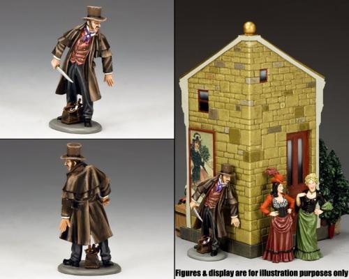 WoD044 - Jack The Ripper - Jack l'éventreur