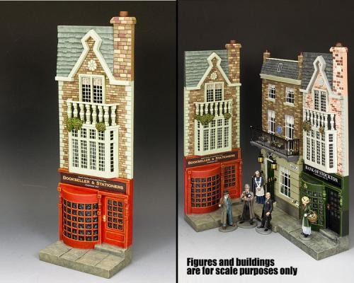 WoD065 - The Bookseller Shop -  disponible début fin septembre